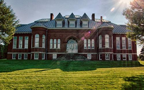 1. L.C. Bates Museum, Hinckley