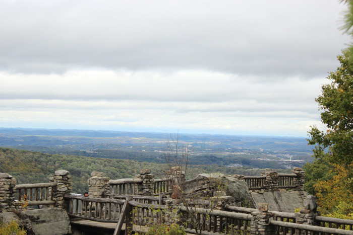 3. Coopers Rock, Bruceton Mills