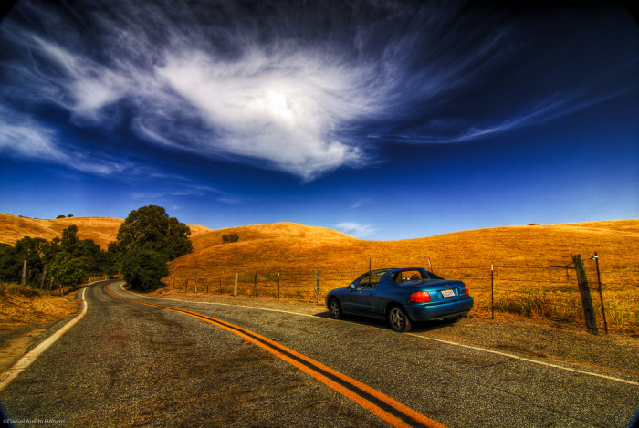 4. Country Drives