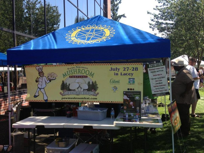6. Pacific Northwest Mushroom Festival, Lacey