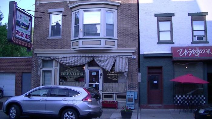 3. DeFazio's Pizzeria, Troy