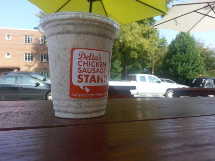 9. Delia's Chicken Sausage Stand—489 Moreland Ave SE, Atlanta, GA 30316