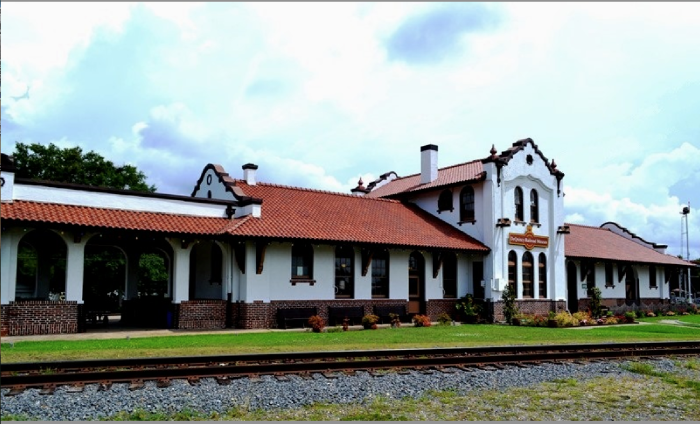 1. Kids Fun Train, DeQuincy Railroad Museum