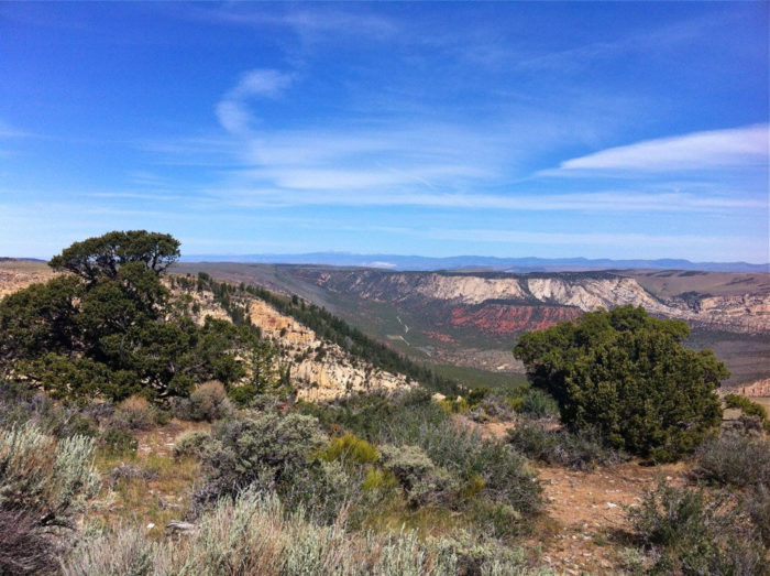 3. Island Park, Dinosaur National Monument