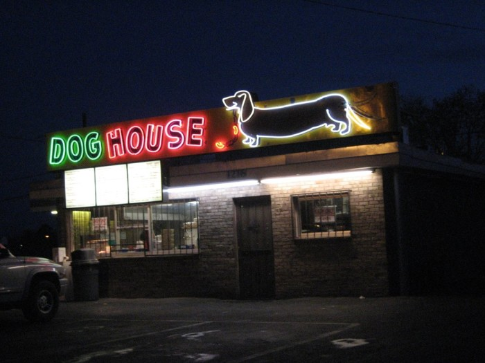 7. The Dog House Drive In, 1216 Central Avenue SW, Albuquerque