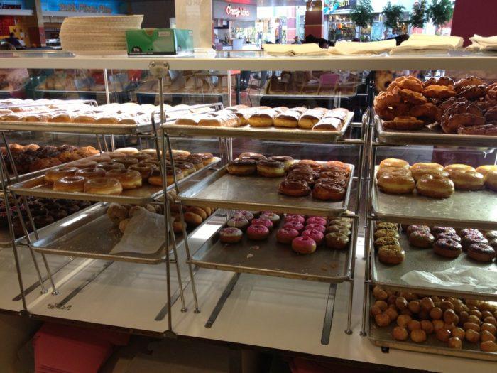 3. Donut House, Redding