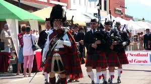 8. Taste of Scotland & Celtic Festival, Franklin, June