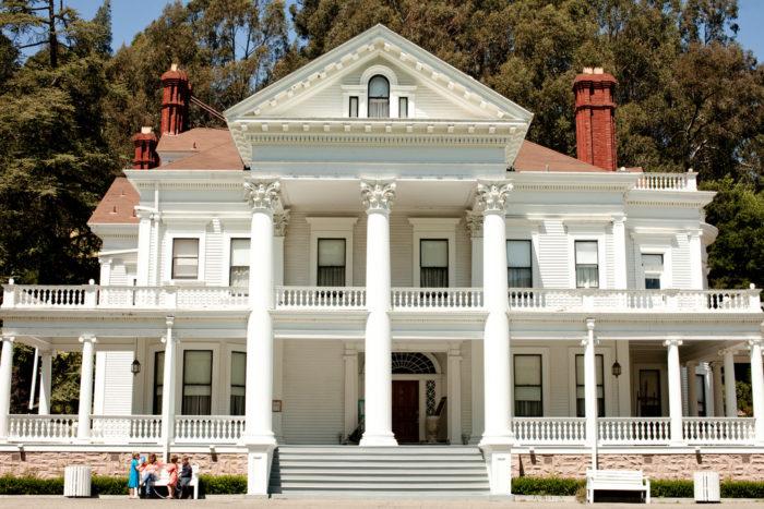 11. The Dunsmuir Estate, Oakland