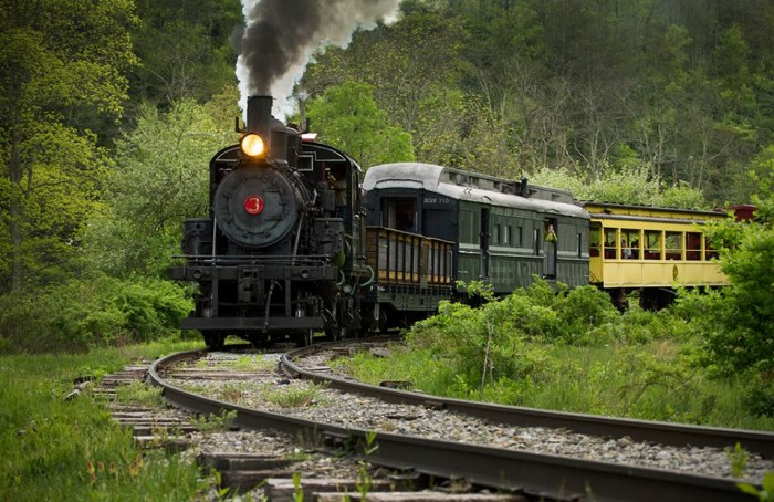 2. Durbin & Greenbrier Valley Train