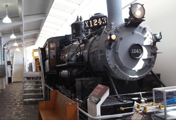 4. Durham Museum, Omaha