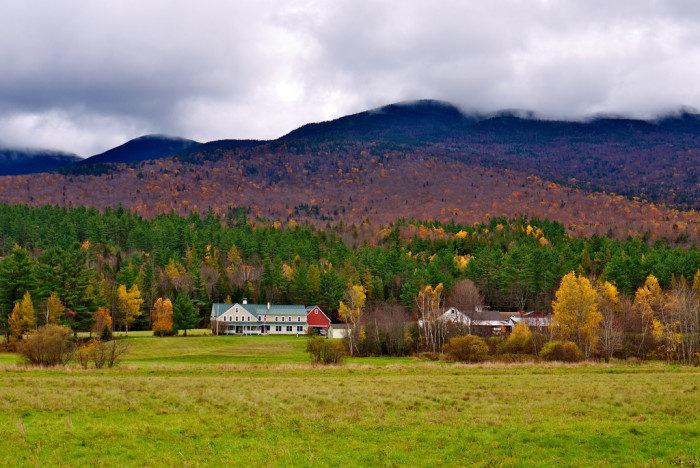 New Hampshire: Easton