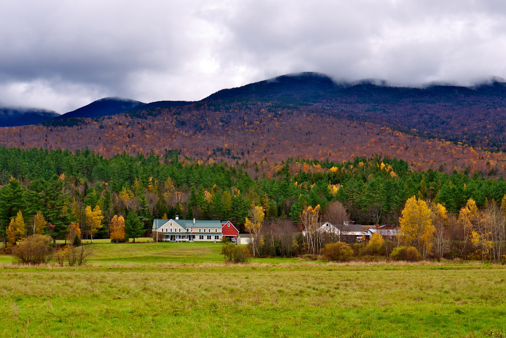 The Most Tiny Towns In New Hampshire