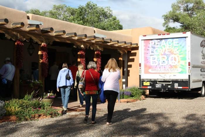 2. Edible Art Tour, Santa Fe