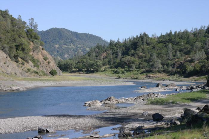 1. Eel River