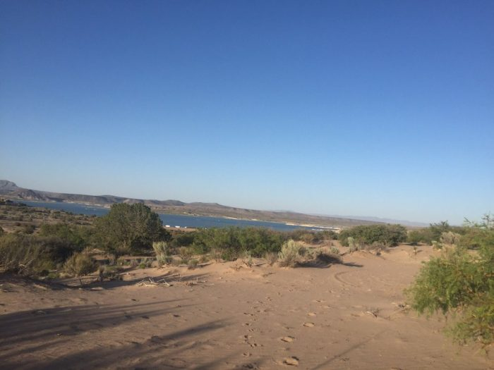 11. Luchini Trail, Elephant Butte State Park, 1.5 miles