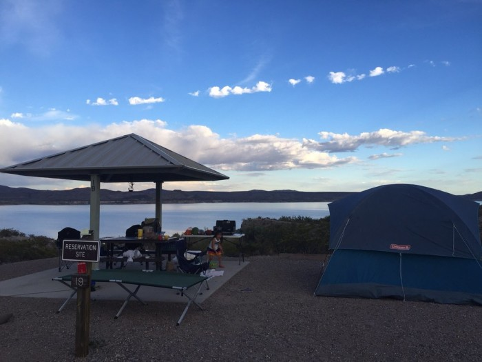 13. Elephant Butte Lake State Park