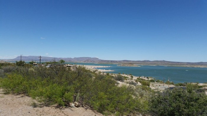 4. Elephant Butte Lake State Park
