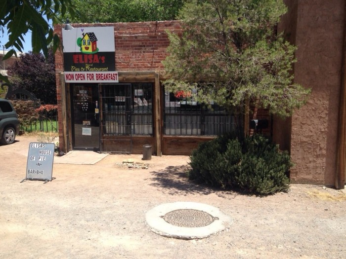 5. Elisa's House of Pies and Restaurant,  208 1/2 S Silver Ave Deming