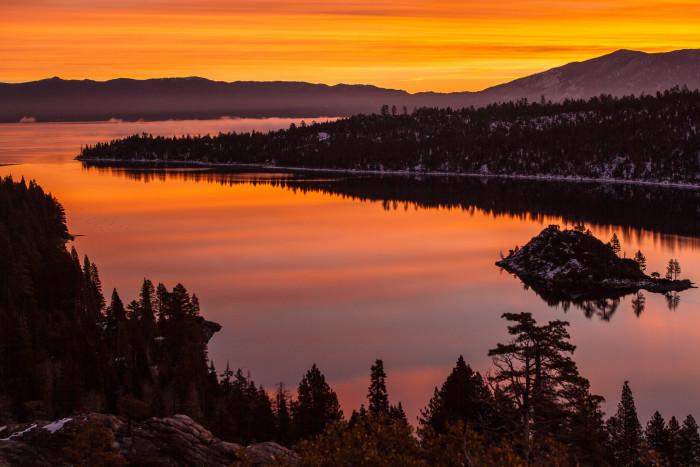 1. South Lake Tahoe