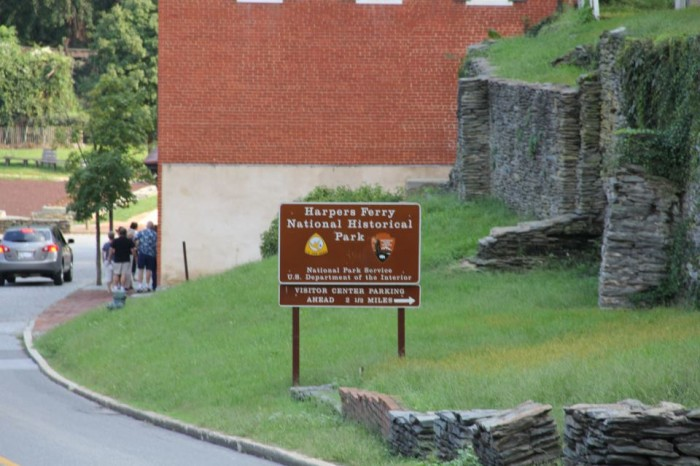 2. Harpers Ferry Remains