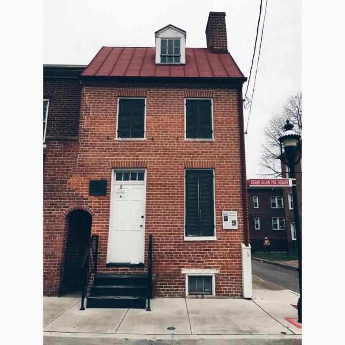 5. Edgar Allen Poe House & Museum, Baltimore