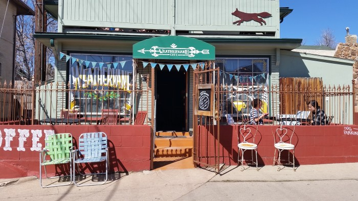 5. The Weathervane Cafe