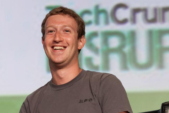 3. Mark Zuckerberg