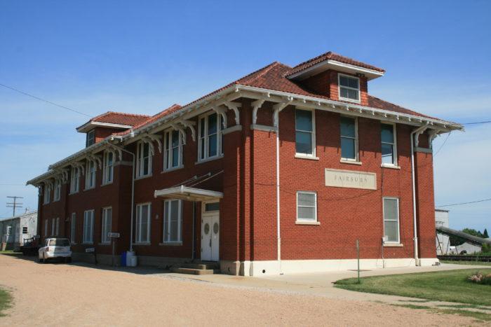 7. Rock Island Depot Museum, Fairbury