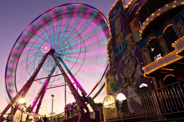 6. The State Fair