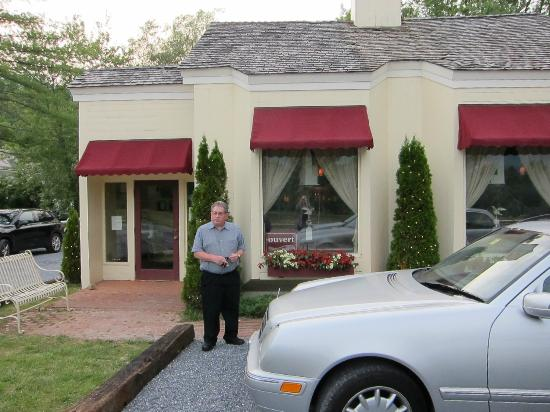 3.  Silver Fork - 4201 Main St., Route 7A, Manchester