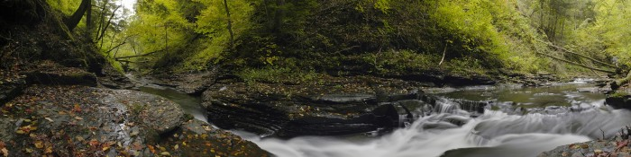 2. Cowshed Falls, Fillmore Glen State Park