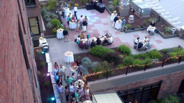 Incredible Rooftop Dining In Washington