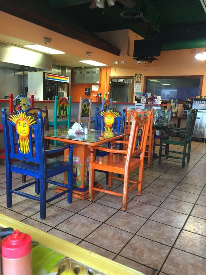 1. Flamingo's Mexican Restaurant - South Bend