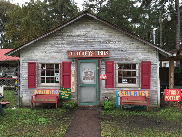 14. Fletchers Finds and Deli - 21 Castle Hall Rd # 17, Yemassee, SC 29945