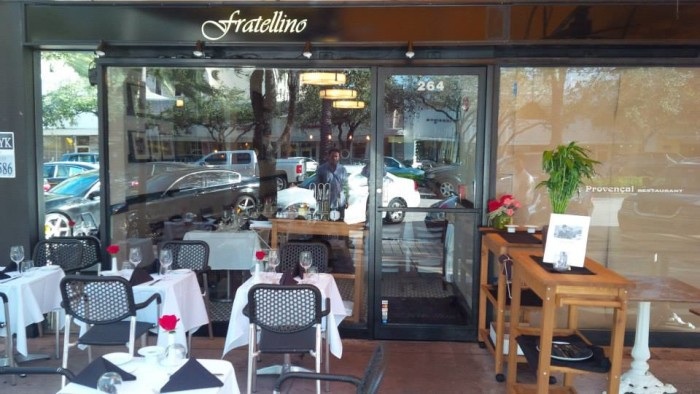4. Fratellino, Coral Gables