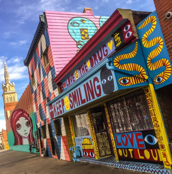 5. Superb Street Art