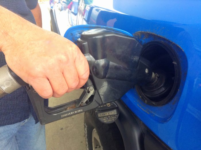3. Gas tax? We're number one!