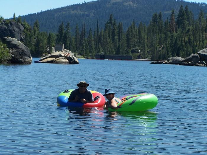 11. Gerle Creek Campground, El Dorado County