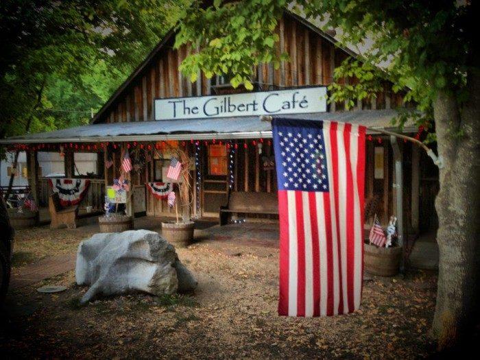 Arkansas: Gilbert