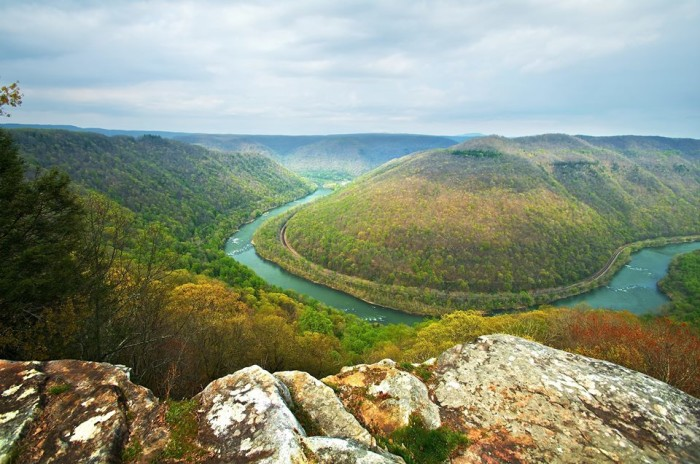 4. Grandview State Park, Beckly