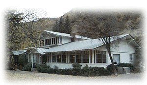 4. Gray Cliff Lodge, Ogden Canyon