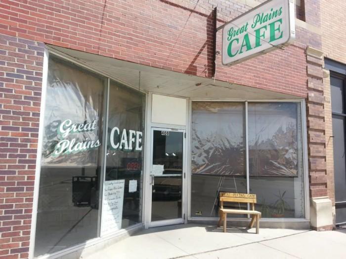 5. Great Plains Cafe, Genoa