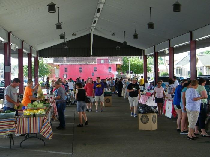8. Gretna Louisiana Farmers Market