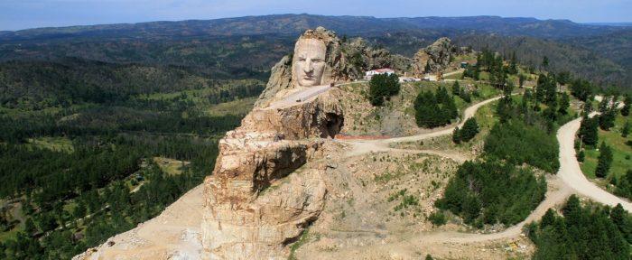 4. Crazy Horse Memorial
