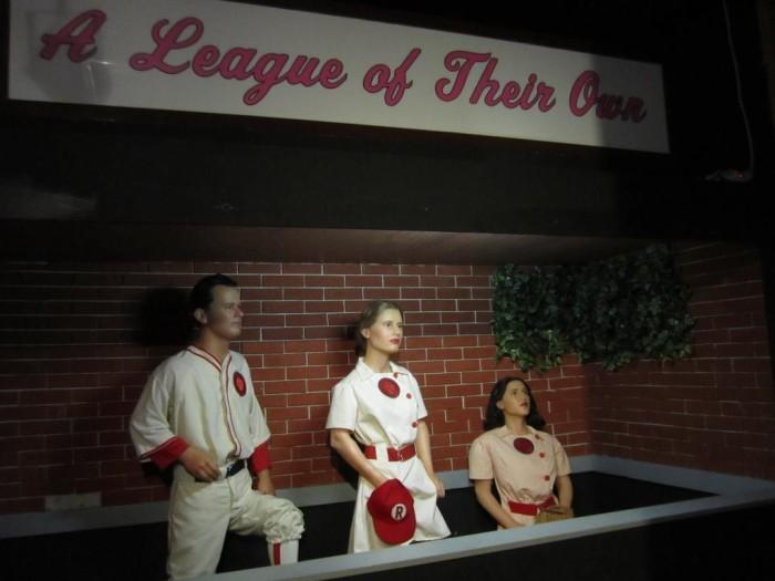4. Heroes of Baseball Wax Museum, Cooperstown