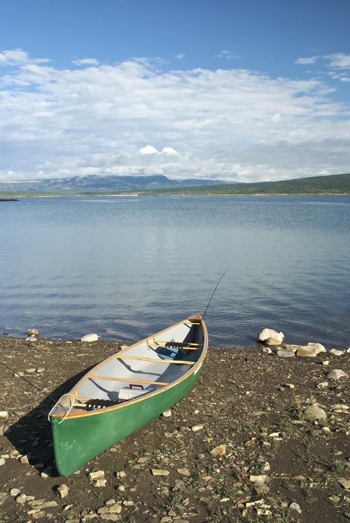 1. Heron Lake, near Tierra Amarilla