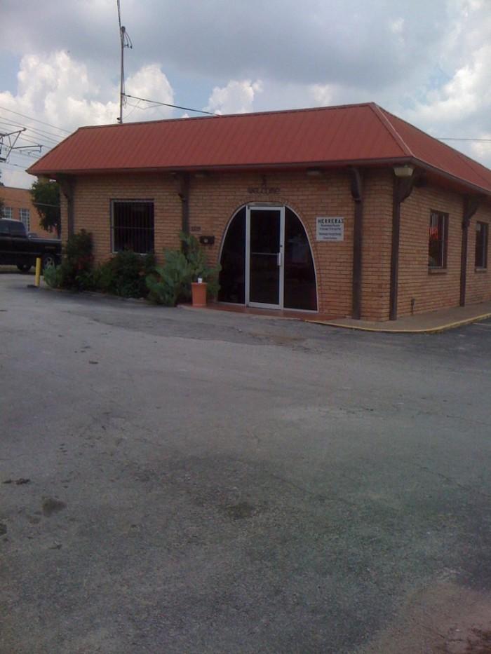 2. Herrera's (Dallas)