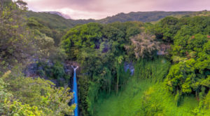 Here Are 12 Breathtaking Waterfalls You Can Hike To In Hawaii