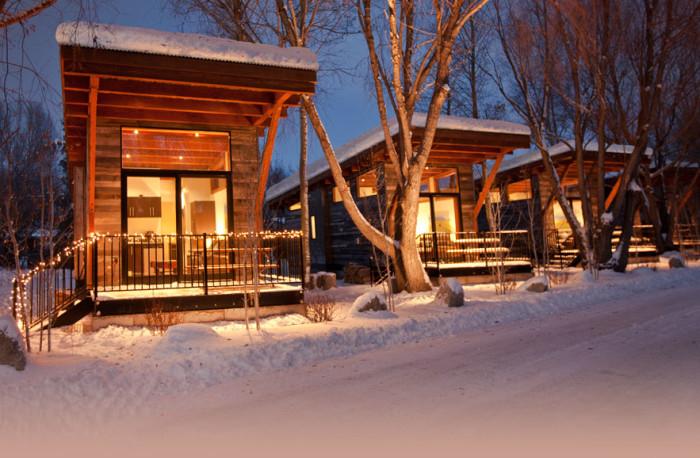 11. Fireside Resort, Wyoming