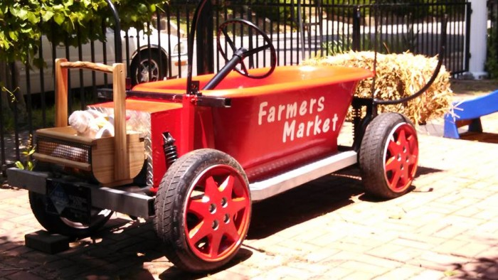 11. Historic Downtown Hot Springs Farmers Market